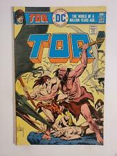 TOR #5 (VG/F) 1976 JOE KUBERT COVER & ART; BRONZE AGE DC COMICS
