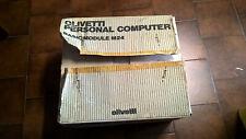 SCATOLONE SCATOLA OLIVETTI PERSONAL COMPUTER BASIC MODULE M24