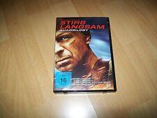 DVD-Box - Stirb langsam 1-4 Quadrilogy (4 DVDs)