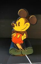 Vintage Hand made Mickey Mouse Night Light for Table