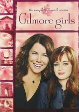GILMORE GIRLS: THE COMPLETE SEVENTH SEASON 7 (DVD, 6-DISC SET) *FACTORY SEAL*