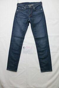 Levi's slim fit usato (Cod.E1703) W31 L30 denim  grade A