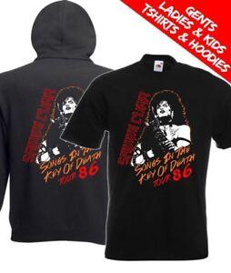 Sammi Curr Trick Or Treat Retro Horror Movie T Shirt / Hoodie