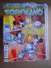 TOPOLINO n°2866 Parzialmente BLISTERATO [MZ2] con cedola Panini