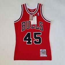 100% Authentic Michael Jordan Mitchell & Ness 94 95 #45 Bulls Jersey Size 36 S