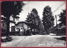 MANTOVA SUZZARA 07 Cartolina viaggiata 1956 REAL PHOTO