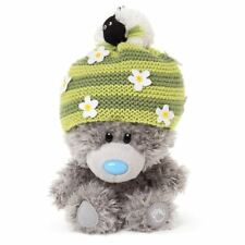 Me to You My Dinky Bear wearing sheep hat, sits 23cm