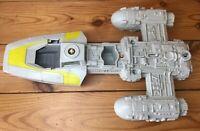 Star Wars Vintage Original Y-WING Fighter 1983 - Spares or Repair