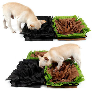Pet Snuffle Mat Nosework Smell Training Blanket Dog Cat Sniffing Pad Feeding
