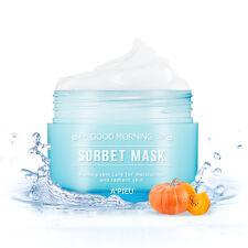 [A'PIEU] Good Morning Sorbet Mask 105ml