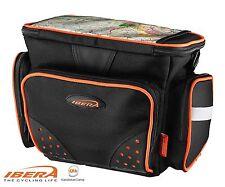 Bicycle Bike Handlebar Tube Shoulder Bag Reflective Phone Case Ibera Ib-hb3 L11