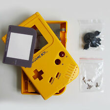 5 Colors Full Housing Case Button Kits Replacement Parts for Game Boy DMG-01