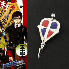Ao No Exorcist blu distintivo della lega Pin Spilla Cosplay Anime Cosplay Type A
