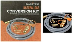 Blackstone Brass Natural Gas Conversion Kit UPC #717604052495