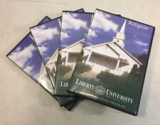 Liberty University Religion 15 DVD set THEO 201 FREE SHIPPING!!