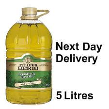 5 Litre Filippo Berio Extra Virgin Olive Oil 5L