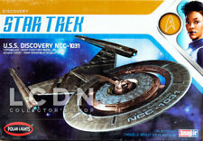 Star Trek USS Discovery Ncc-1031 1/2500 Scale Maquette Model Kit Polar Lights