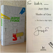 Shades of Grey: The Road to High Saffron, Jasper Fforde, [First Edition/ Signed]