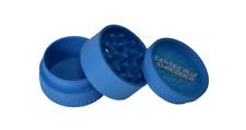 Santa Cruz Shredder Blue 3 Piece Hemp Biodegradable Grinder 2.125 Inches