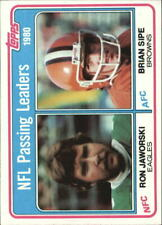 1981 Topps Football (Cards 1-200) (Pick Your Cards)