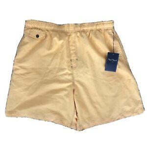Nat Nast Swimsuit - Sunset Yellow - Size XL - NWT