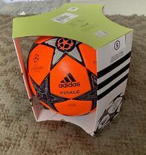 adidas Finale 12 Ball Power Orange 2012/13 OMB