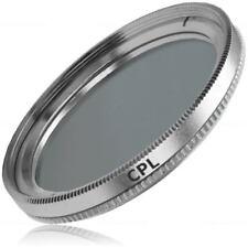 43mm CPL Filter Silber Polfilter Zirkular Einschraubanschluss für DSLR Kamera