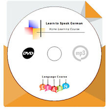 GERMAN LANGUAGE COURSE DVD FREE DELIVERY!