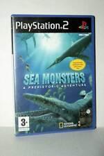 SEA MONSTERS PREHISTORIC ADVENTURE GIOCO USATO PS2 VERSIONE ITALIANA MG1 46015