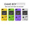 Custom Retro GameBoy iPhone Case   90s Nostalgia   Gift   Colors   USA SELLER