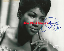 Aretha Franklin signed autographed 8x10 photograph Reprint