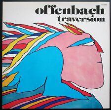 OFFENBACH EN FUSION TRAVERSION LP 33T 1979 RCA 6493 KEBEC DISC Disque NEUF MINT