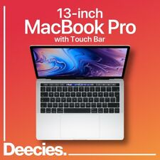 "Apple Retina MacBook Pro 13"" Táctil Bar ID 2.7ghz i7 Quad-Core 16 GB 512 GB Plateado"