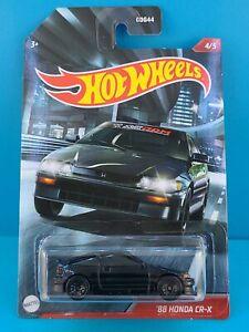 2020 Mattel Hot Wheels '88 HONDA CR-X 4/5 GDG44