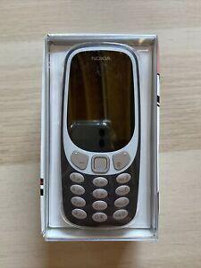 New Nokia 3310 3G 64MB 2 MP Single SIM (Factory Unlocked) TA-1036  - Charcoal