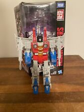 Transformers Siege War for Cybertron Starscream Used
