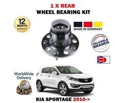 für Kia Sportage 1.6 GDI 1.7 CRDi 2010 > NEU 1 x hinten Radlager + RADLAGER SATZ