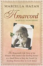 Amarcord: Marcella Remembers, Hazan, Marcella, 1592403883, Book, Good