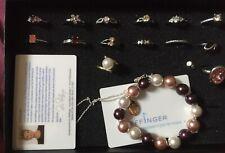 Pfeffinger Set Armband Ring+Ringe 925+Pandora qvc Preisvorschlag gratis Parfum