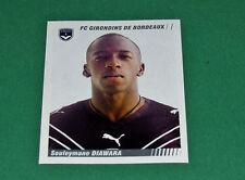 N°35 SOULEYMANE DIAWARA GIRONDINS BORDEAUX PANINI FOOT 2009 FOOTBALL 2008-2009