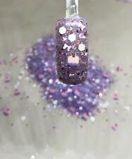 Glitter Mix Nail Art Acrylic Gel  CUPCAKE limited edition