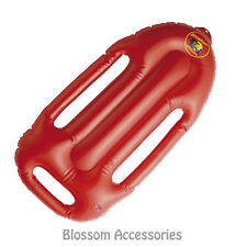 A490 Licensed Red Float Floater Baywatch Lifeguard Inflatable Costume Accessory