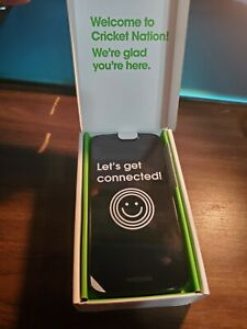 "Cricket Wireless Moto E5 Cruise, 5.2"" HD Display, 8MP Camera, Brand New XT1921-2"