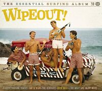 Wipeout! The Essential Surfing Album [CD]