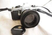 Camera PENTAX ME Super + 28mm Mirage f1.2,8 lens ... Y6
