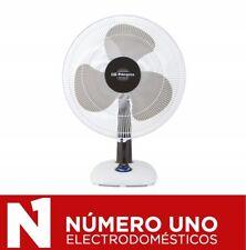 Ventilador de Sobremesa Orbegozo TF 0133, B/N, 40 W