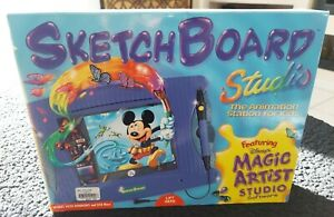 Disney Sketch Board Studio-Animation Station KB GearDS-SB20 Discontinued NIB
