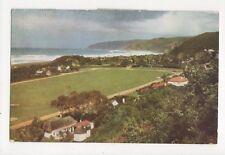 Village Green & Wilderness Hotel Cape South Africa 1958 Postcard 270a