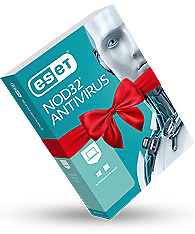 ESET Nod32 Antivirus 2021 3 Years 1 PC Global Activation