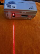 1 Lap Precision Red Laser Line With Adjustable Base Focus Amp Protective Enclosure